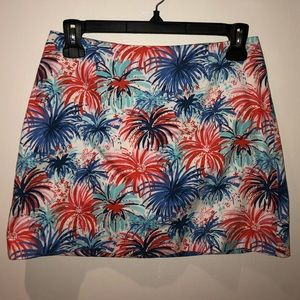 NWOT Lilly Pulitzer Tate Skirt Size 00